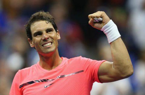 Lội ngược dòng hạ Del Portro, Nadal tiến vào chung kết US Open 2017