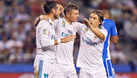 """NÓNG: Real tiếp tục mất thêm trụ cột quan trọng trước chuyến làm khách """"lành ít dữ nhiều"""" trên sân Real Sociedad"""
