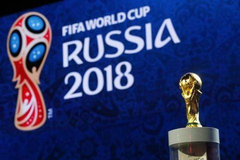 Xác định 4 cái tên giành vé sớm tham dự vòng chung kết World Cup 2018 tại Nga