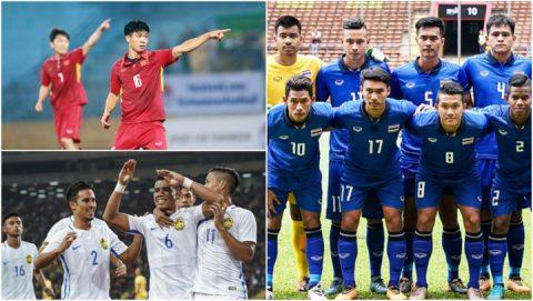 BXH FIFA tháng 9 khu vực ĐNÁ: Việt Nam vượt mặt Thái Lan