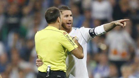 Sau thất bại cay đắng trước Betis, Ramos tức giận tố trọng tài thiên vị trắng trợn Barca