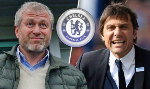 """Abramovich và Conte cùng """"bốc hỏa"""": Mớ hỗn độn tại Stamford Bridge"""