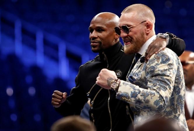 Để thua bằng K.O, McGregor gạ Mayweather chuyển sang đánh MMA