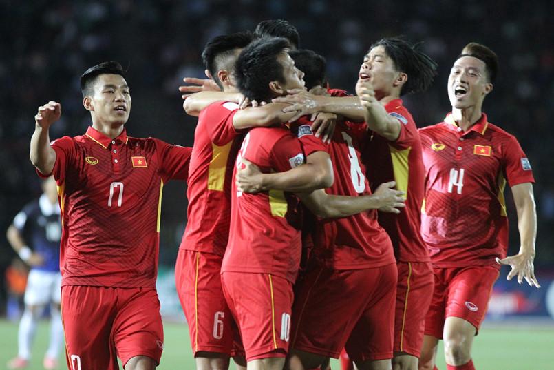 Cái hay trong lối chơi 'xấu xí' của đội tuyển Việt Nam