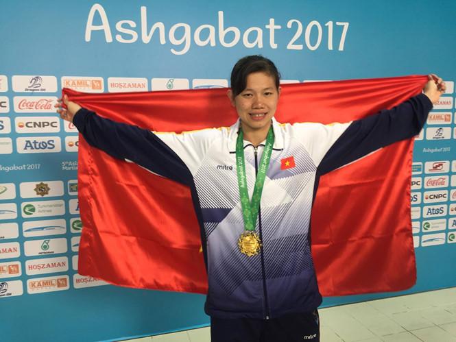 Ánh Viên có lần thứ 2 giật HCV, phá kỷ lục nội dung 100m hỗn hợp tại AIMAG 2017