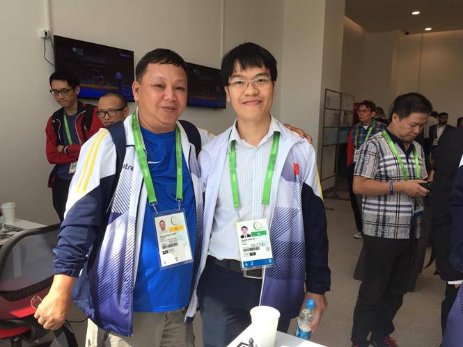 Lê Quang Liêm xuất sắc giành huy chương vàng AIMAG