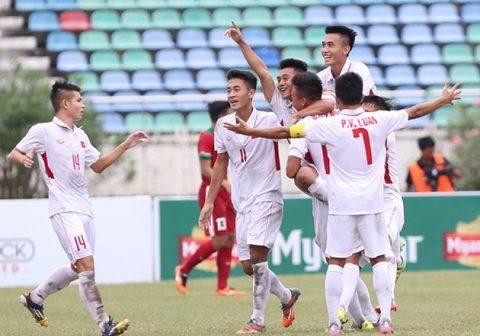 Thắng liền 3 trận, U18 Việt Nam vẫn có nguy cơ bị loại ngay từ vòng bảng