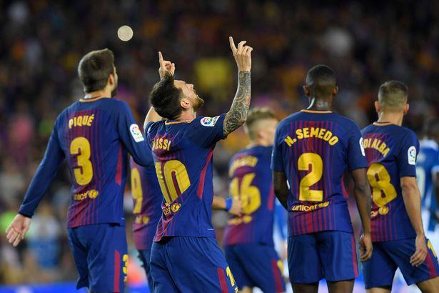 Sau vòng 3 La Liga: Barca tách tốp, Real Marid sớm buông ngôi vô địch?
