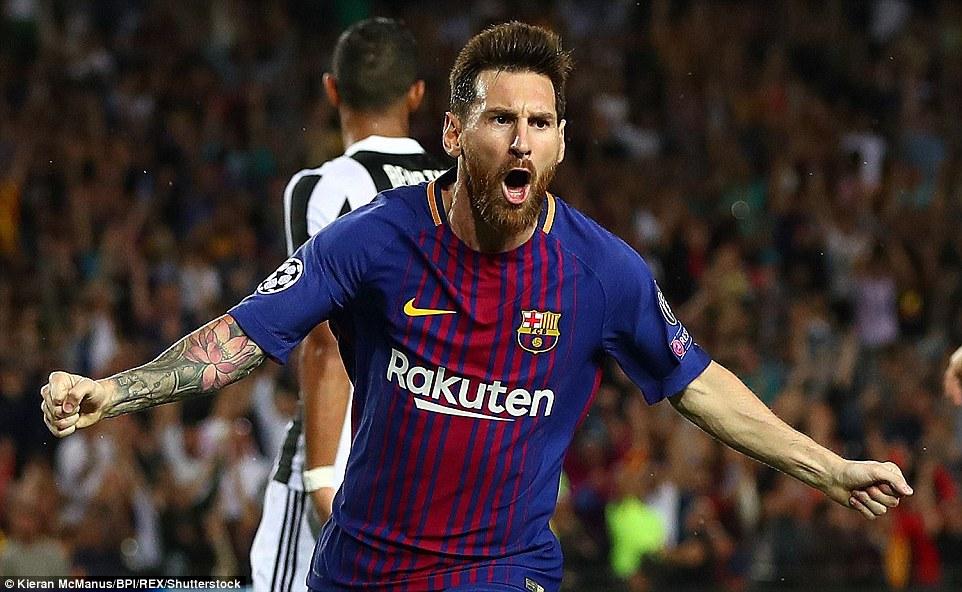 VIDEO: Barcelona 3-0 Juventus (Bảng D Champions League 2017/18)