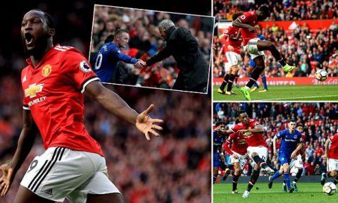 TOP 10 kỉ lục khủng được thiết lập trong ngày Rooney trở lại mái nhà Old Trafford