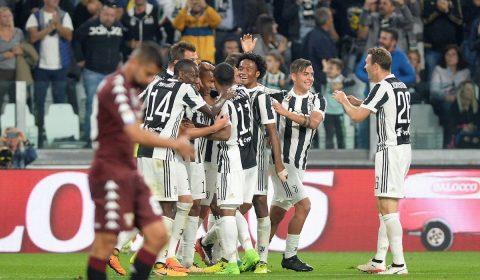 Thua đậm Juve tại derby Turin, Torino nối dài cơn ác mộng tồn tại suốt 22 năm