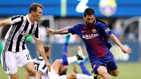 Barcelona vs Juventus, 01h45 ngày 13/09: Rửa hận tại Nou Camp