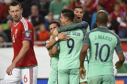 Ronaldo bỗng dưng im hơi lặng tiếng, Bồ Đào Nha thắng nhọc 10 người của Hungary