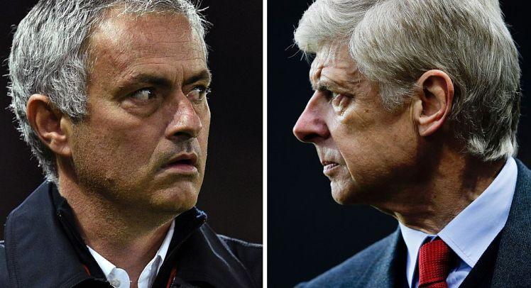 """Jose Mourinho bất ngờ công khai mỉa mai Wenger chỉ là gã HLV """"ngắn hạn và thất bại"""""""
