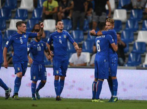 Kết quả Italia vs Israel: Khó khăn không tưởng