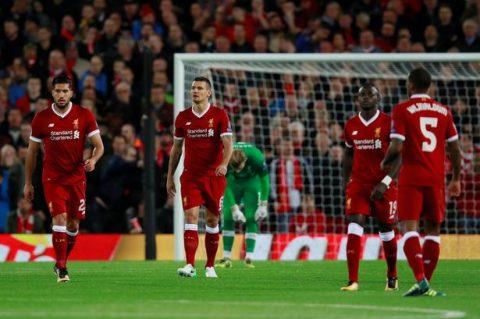 """""""Phòng ngự thế này Liverpool còn lâu mới có cửa vô địch"""""""
