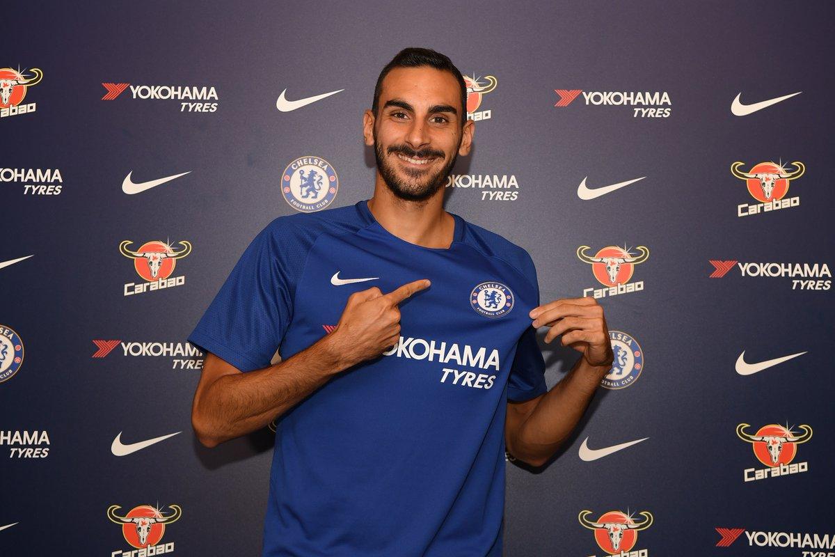 CHÍNH THỨC: Chelsea bất ngờ đón tân binh lạ từ Serie A