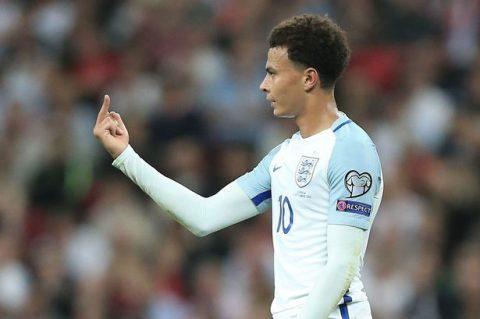 FIFA vào cuộc điều tra, Dele Alli đứng trước nguy cơ vắng mặt tại World Cup 2018