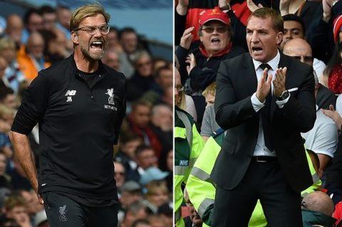"""""""Liverpool dưới thời Klopps chẳng khá hơn thời Brendan Rodgers"""""""