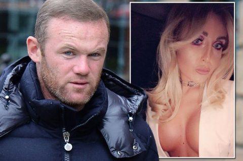 Bê bối với 'gái lạ', Rooney đối diện mức phạt nặng từ Everton