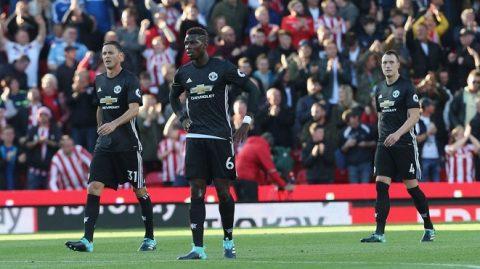 Mourinho chỉ ra 5 'KHÔNG' khiến M.U mất điểm đáng tiếc trước Stoke City
