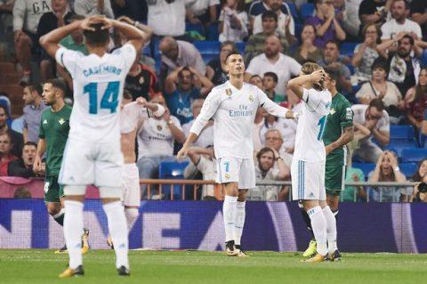 Alaves vs Real Madrid, 21h15 ngày 23/09: Bên bờ vực thẳm
