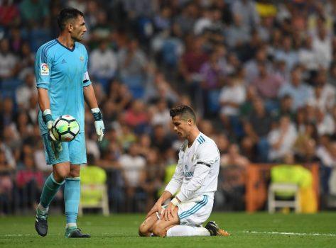 """Ronaldo và các đồng đội đang bị xử ép ở La Liga: Đợi Real vượt qua """"nỗi oan"""" 4 quả phạt đền"""