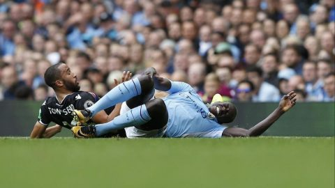 SỐC: Man City gặp đại họa, tân binh Mendy nghỉ thi đấu… 9 tháng vì chấn thương