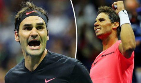 US Open 2017: Nadal và Federer áp sát 'đại chiến trong mơ'
