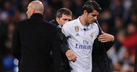 Real khủng hoảng lực lượng, Zidane thừa nhận sai lầm khi bán Morata cho Chelsea