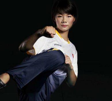 """Giật HCV lịch sử cho karatedo Việt Nam, Nguyễn Thị Ngoan thổ lộ: """"Không thua SEA Games, chưa chắc có HCV Thế giới"""""""
