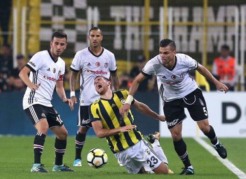 CHÙM ẢNH: Trận derby Istanbul đầu tiên của Pepe bất ngờ gây chú ý với… 12 thẻ vàng và 5 thẻ đỏ
