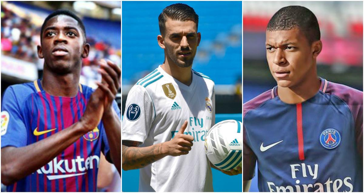 """Mbappe, Dembele, Ceballos và 10 tân binh """"tuổi trẻ tài cao"""" đáng chú ý nhất chợ Hè 2017"""