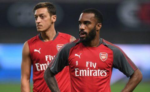 Arsenal loại 7 trụ cột trong cuộc tiếp đón Cologne tại Europa League