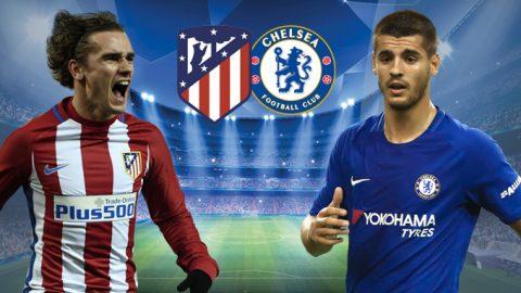 Atletico Madrid vs Chelsea, 01h45 ngày 28/9: Bài Test kiểm tra bản lĩnh của Conte