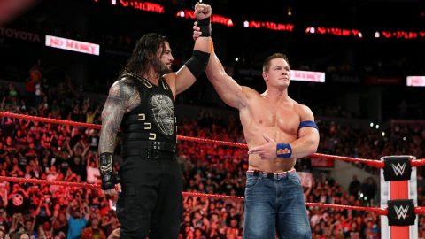 Huyền thoại WWE John Cena giải nghệ sau trận thua trước tân binh mới nổi