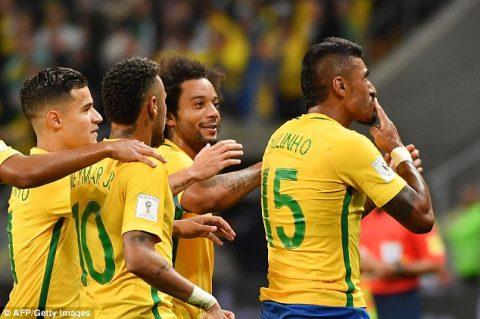 Kết quả Brazil vs Ucuador: Bom tấn Barca nổ súng, Brazil rực rỡ vũ điệu Samba