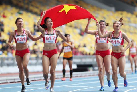 Nhìn lại 6 cái nhất của Thể thao Việt Nam tại SEA Games 29