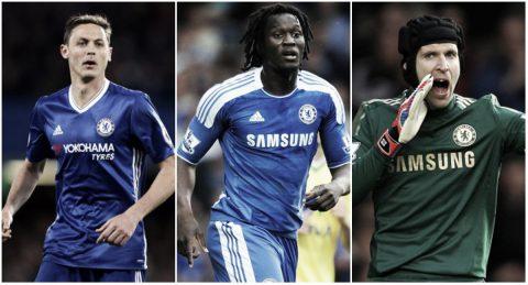 Lukaku, Matic, Cech và những cầu thủ Chelsea đẩy khỏi Stamford Bridge khiến CĐV tiếc nuối nhất