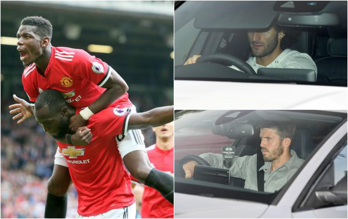 """Dàn sao MU trở lại tập luyện trước """"đại chiến"""" Stoke City"""