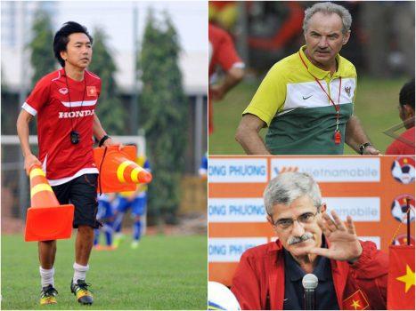 Mười mấy đời HLV ngoại để lại gì cho bóng đá Việt Nam?