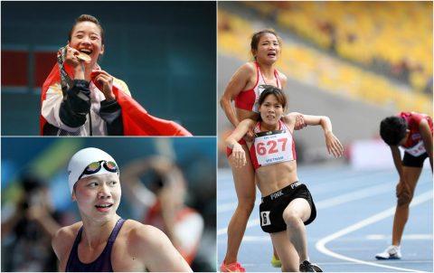 Những khoảnh khắc đẹp nhất của các cô gái Vàng Thể thao Việt Nam tại SEA Games 29