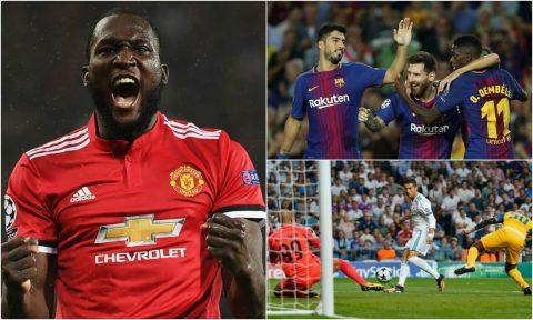 Tổng hợp vòng khai màn Champions League: Những cung bậc đầy cảm xúc