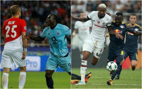 Bảng G Champions League: Monaco thua cực sốc ngay trên sân nhà, RB Leipzig thể hiện sự non nớt