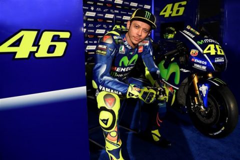 Valentino Rossi mất cơ hội vô địch MotoGP 2017 vì chấn thương nặng