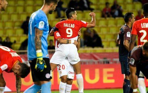 Falcao tiếp tục ghi bàn, Monaco vẫn nhận cái kết đắng ngắt ở những giây cuối cùng trên sân nhà