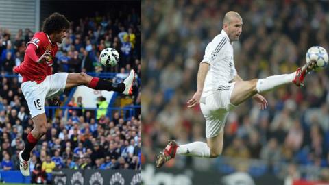 Man United đại thắng Basel: Triệu fan ví Fellaini với Zidane, Van Basten, Messi