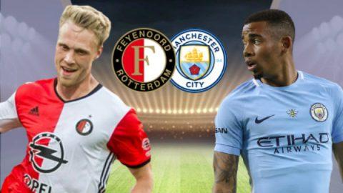 Feyenoord vs Man City, 01h45 ngày 14/9: Thị uy sức mạnh