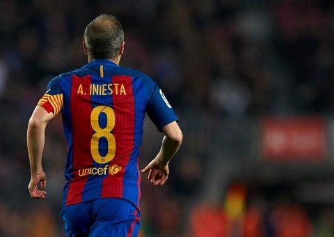 Barcelona sẽ giữ được chân Iniesta với điều kiện…