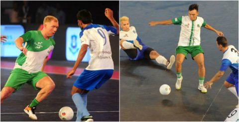 'Song sát' Scholes – Danh Phát tiếp tục 'vô đối' ở giải Premier Futsal 2017